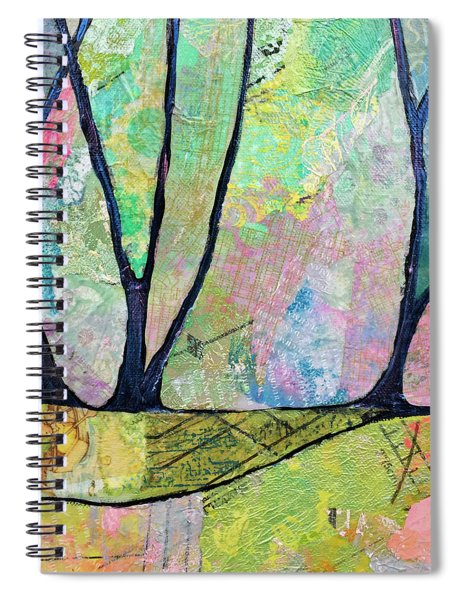 Twilight Iv Spiral Notebook