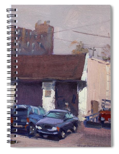 Twin City Transmission Spiral Notebook