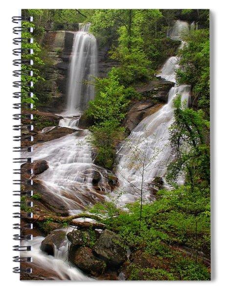 Twin Falls Spiral Notebook
