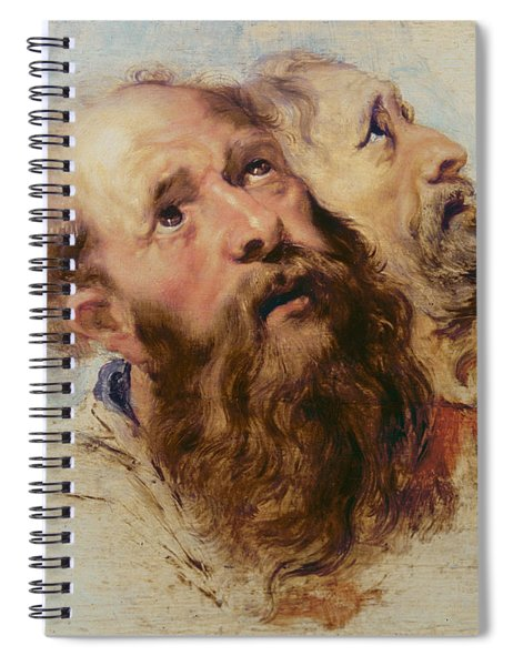 Two Apostles Spiral Notebook