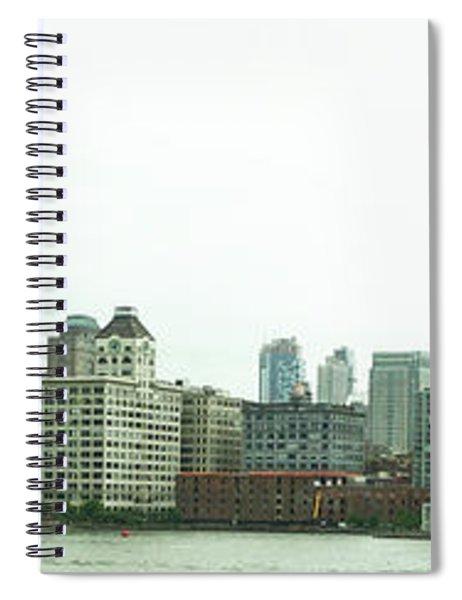 Two Bridges Spiral Notebook