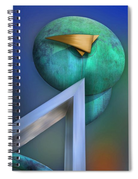 One Forty Seven Spiral Notebook