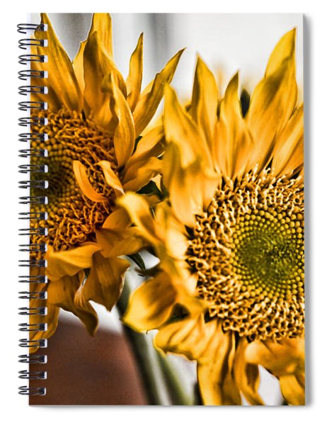 Two Of A Kind Spiral Notebook