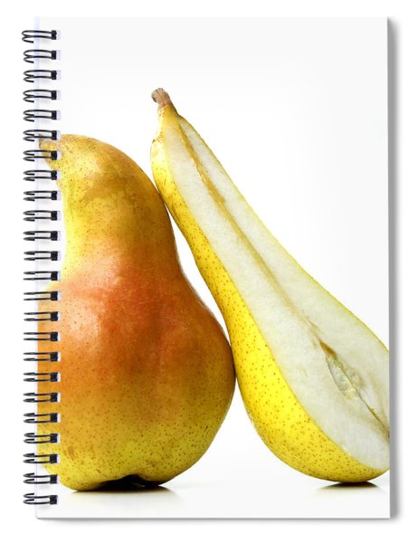 Two Pears Spiral Notebook