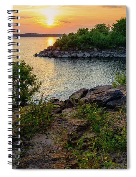 Two Rivers Trail Spiral Notebook