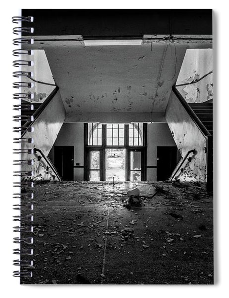 Two Sides Spiral Notebook