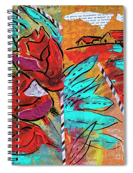 typical Holland Spiral Notebook