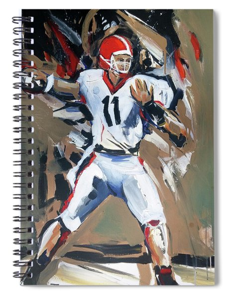 Uga From Spiral Notebook