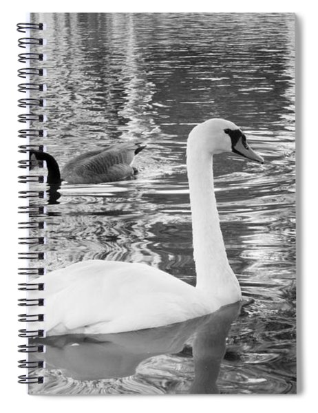 Ugly Duckling Spiral Notebook