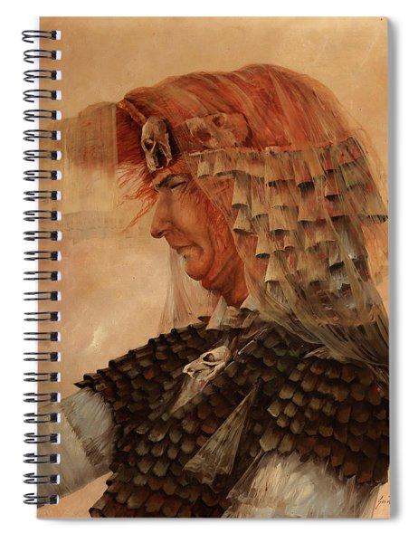 Uhmmm Spiral Notebook