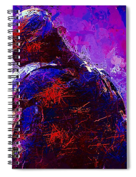 Ultron Spiral Notebook