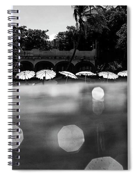 Umbrellas 2 Spiral Notebook