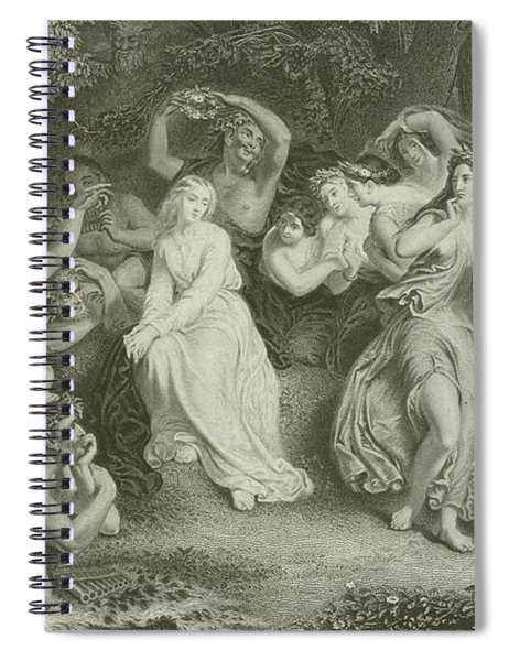 Una Spiral Notebook