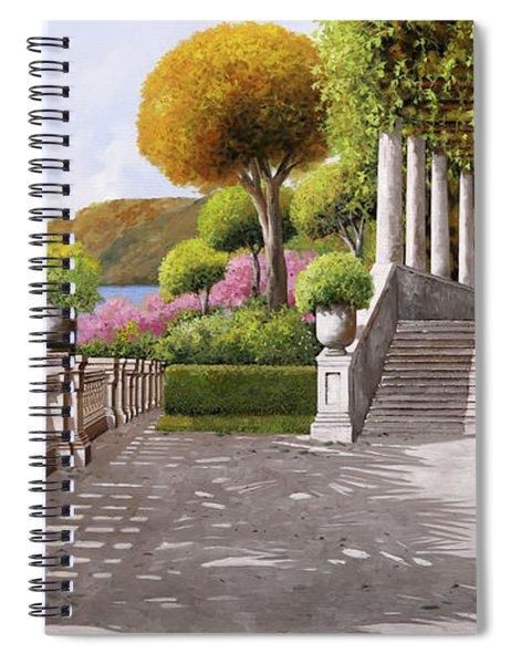 Un'altra Scalinata Spiral Notebook