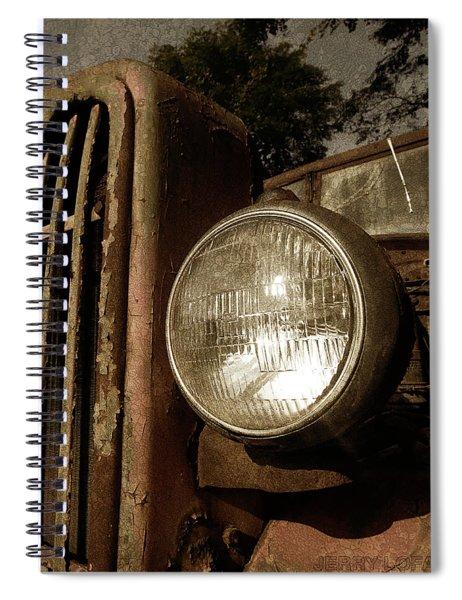 Unbreakable Spiral Notebook