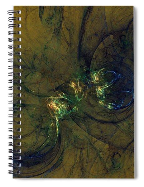 Uncertainty Suppression Spiral Notebook