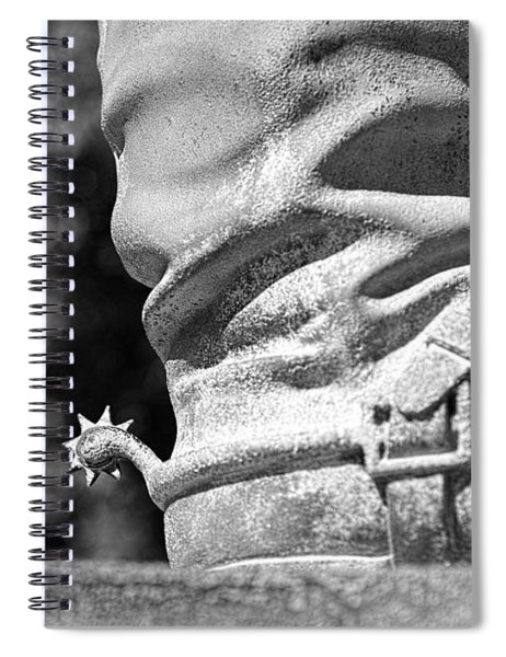 Uncle John's Spurs Spiral Notebook