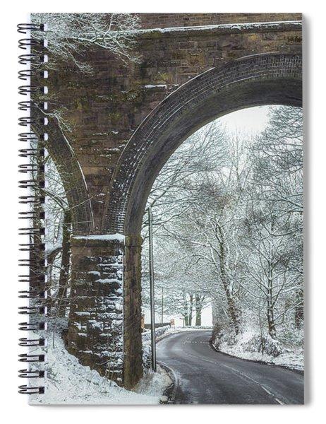 Under The Arches Spiral Notebook