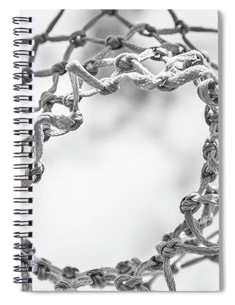 Under The Net Spiral Notebook