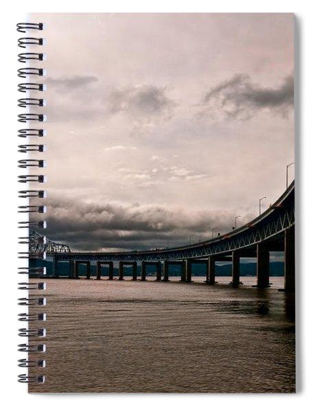 Under The Tappan Zee Spiral Notebook