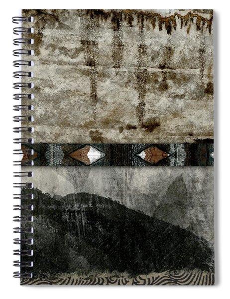 Undercurrents Spiral Notebook