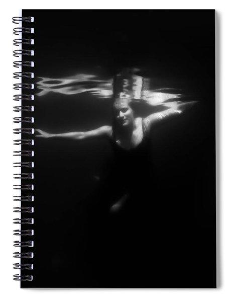 Underwater Dreaming Spiral Notebook