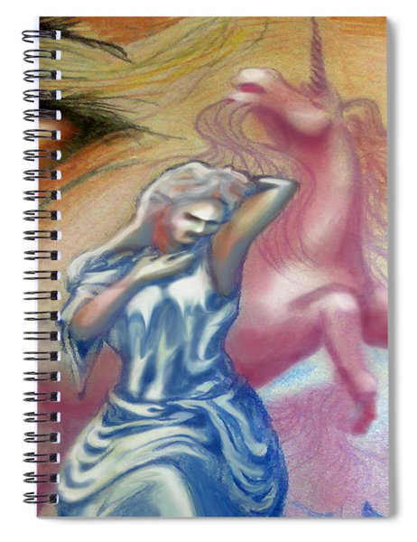 Unicorn Dream Spiral Notebook