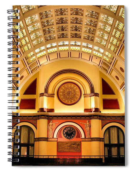 Union Station Balcony Spiral Notebook