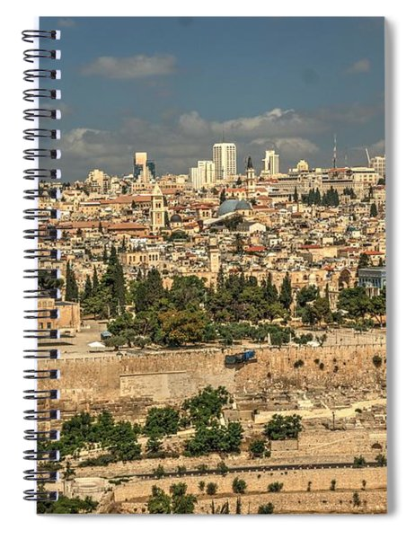 United In Faith2 Spiral Notebook