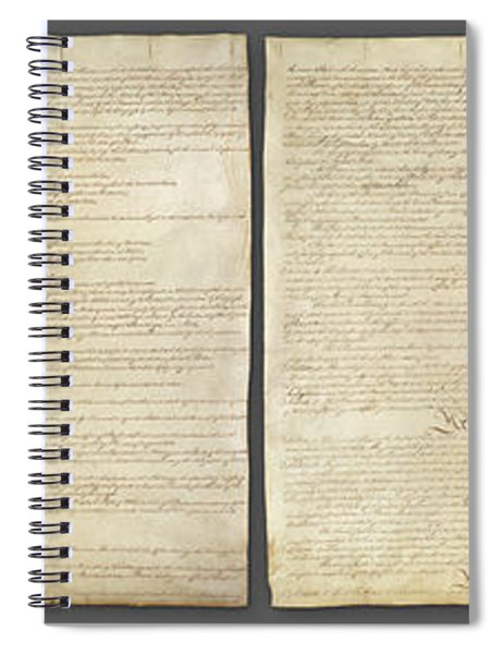 United States Constitution, Usa Spiral Notebook