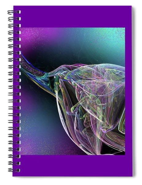 Universal Elle-phant Spiral Notebook
