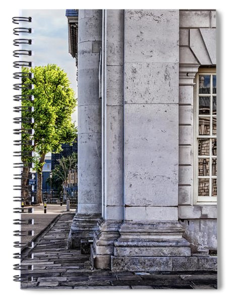 University Corner Spiral Notebook