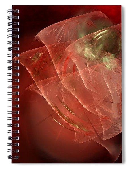 Unknown Vision Spiral Notebook
