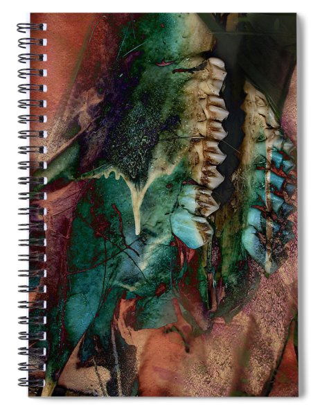 Unnatural Selection Spiral Notebook
