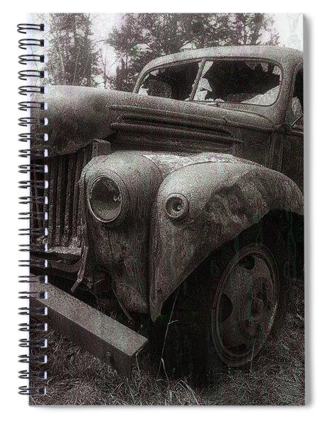 Unquiet Slumbers For The Sleeper Spiral Notebook