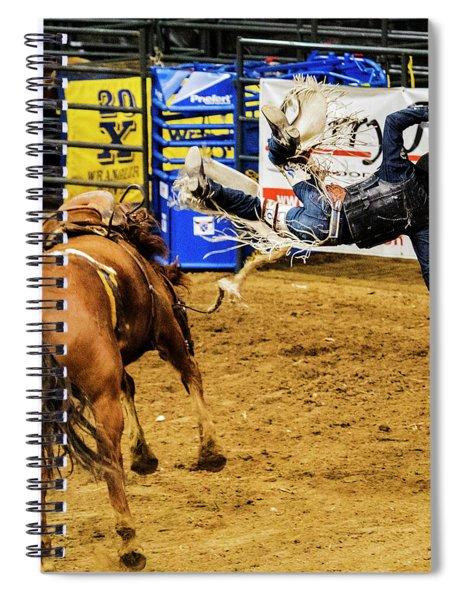 Unseated Spiral Notebook