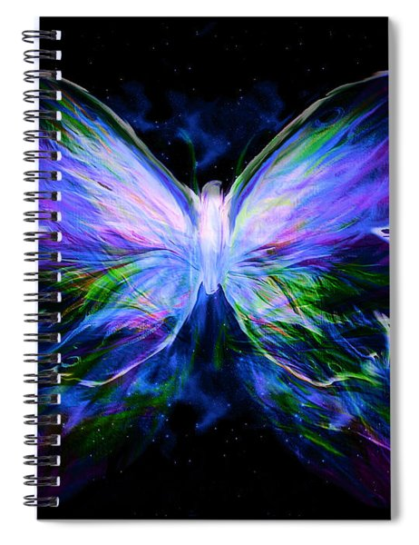 Unspoken Beauty  Spiral Notebook