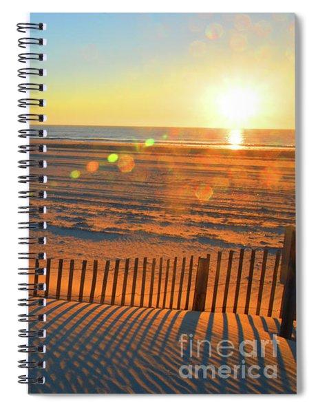 Until Then My Love Spiral Notebook