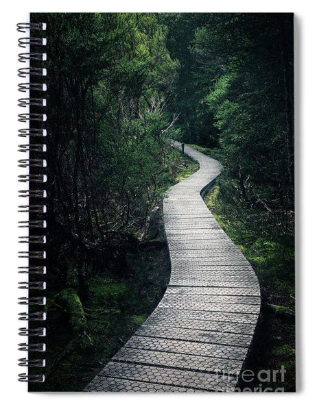 Until We Get There Spiral Notebook