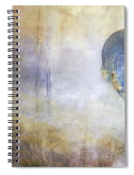 Up Up And Away... Spiral Notebook