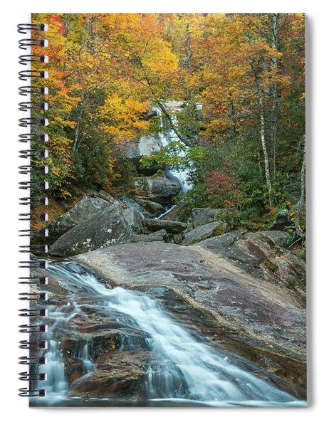 Upper Creek Autumn Paradise Spiral Notebook