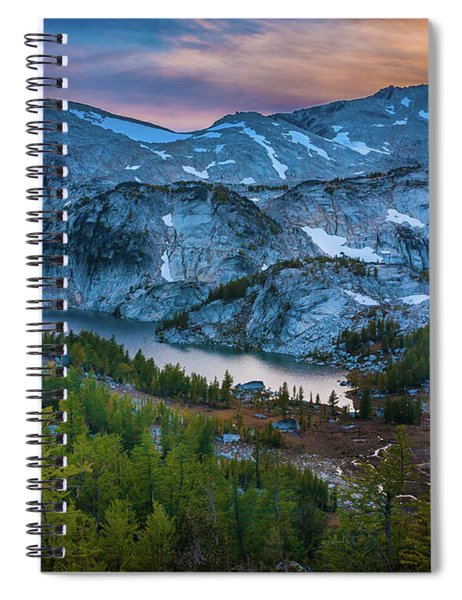 Upper Enchantments Spiral Notebook