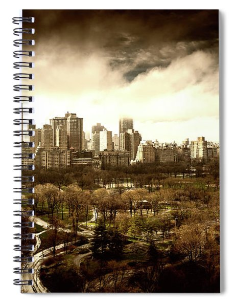 Upper West Side Of New York City Spiral Notebook