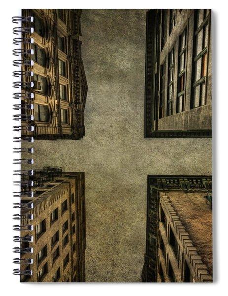 Uprising Spiral Notebook