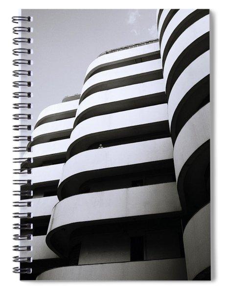 Urban Alienation Spiral Notebook