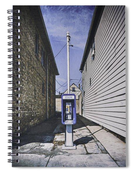 Urban Dinosaur Spiral Notebook