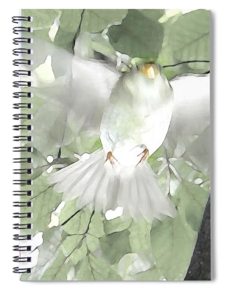 Urge To Fly Spiral Notebook