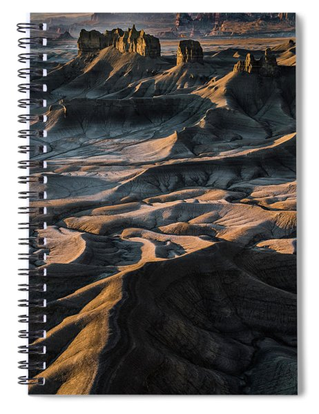 Utah Vista Spiral Notebook