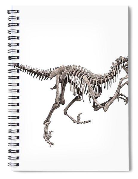 Utahraptor Spiral Notebook