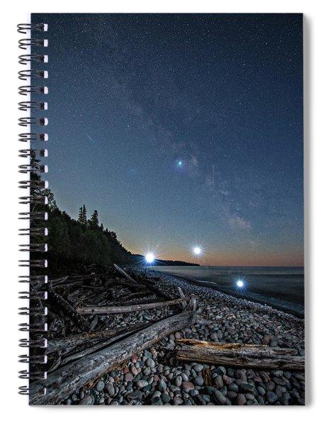 UV Spiral Notebook